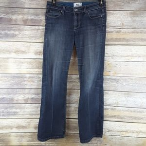 Paige size 28 Skyline bootcut jeans 31 inseam